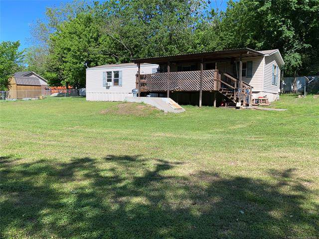 106 James Street, Caddo, OK 74729 (MLS #2136679) :: Hopper Group at RE/MAX Results
