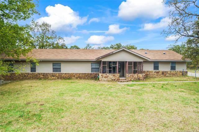 17803 Ranch Road, Collinsville, OK 74021 (MLS #2136683) :: The Gardner Real Estate Team