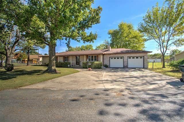 1420 Kelley Drive, Muskogee, OK 74403 (MLS #2136691) :: 918HomeTeam - KW Realty Preferred