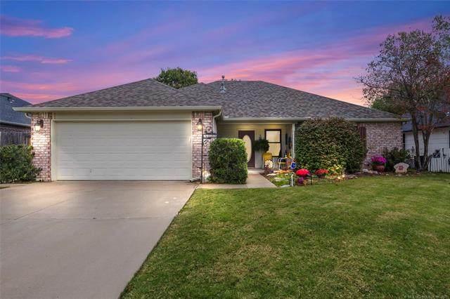 11619 N 108th East Avenue, Collinsville, OK 74021 (MLS #2136701) :: The Gardner Real Estate Team