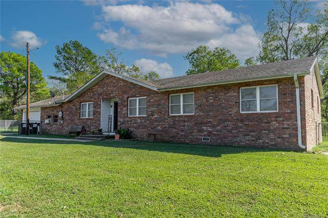 24200 W 261st Street, Bristow, OK 74010 (MLS #2136707) :: Hopper Group at RE/MAX Results