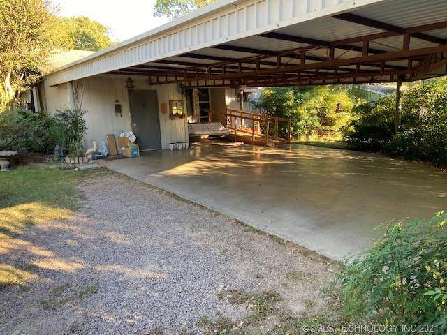 8985 Cottonwood, Kingston, OK 73439 (MLS #2136710) :: Hopper Group at RE/MAX Results