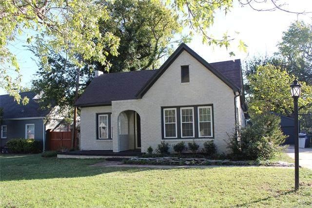 521 S Darlington Avenue, Tulsa, OK 74112 (MLS #2136724) :: 918HomeTeam - KW Realty Preferred
