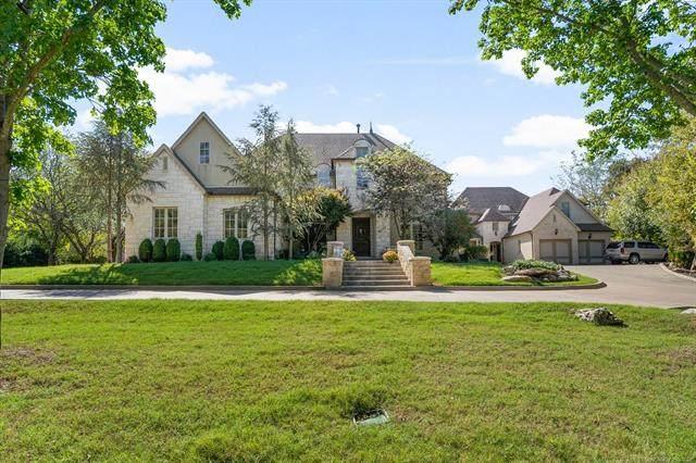 19728 E Woodhaven Road, Owasso, OK 74055 (MLS #2136733) :: The Gardner Real Estate Team