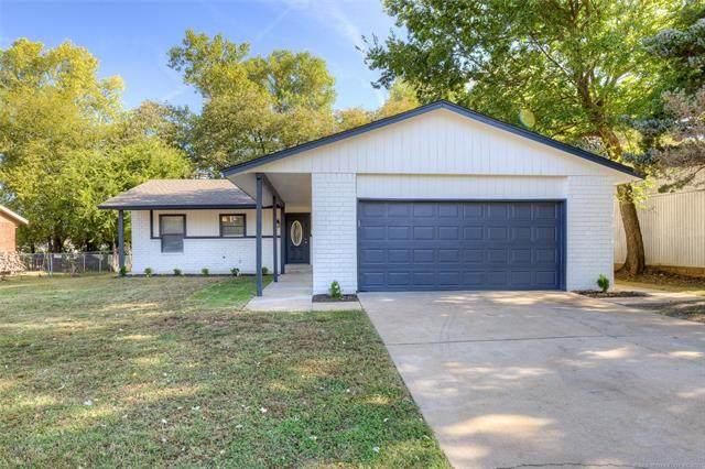 2921 S Ash Avenue, Broken Arrow, OK 74012 (MLS #2136743) :: The Gardner Real Estate Team