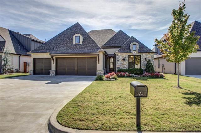 9720 E 116th Place S, Bixby, OK 74008 (MLS #2136750) :: The Gardner Real Estate Team