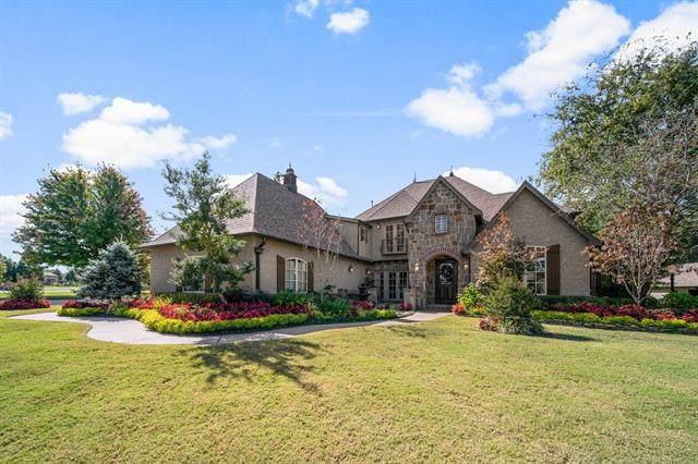 7390 N 199th East Avenue, Owasso, OK 74055 (MLS #2136755) :: The Gardner Real Estate Team