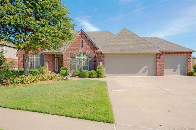 3409 S Willow Avenue, Broken Arrow, OK 74012 (MLS #2136756) :: The Gardner Real Estate Team