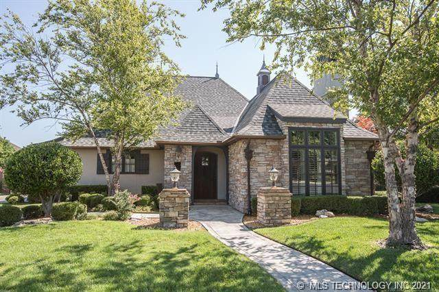 7903 S 90th East Avenue, Tulsa, OK 74133 (MLS #2136758) :: Hopper Group at RE/MAX Results