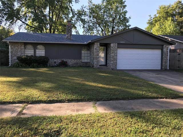11826 E 62nd Place, Broken Arrow, OK 74012 (MLS #2136779) :: The Gardner Real Estate Team