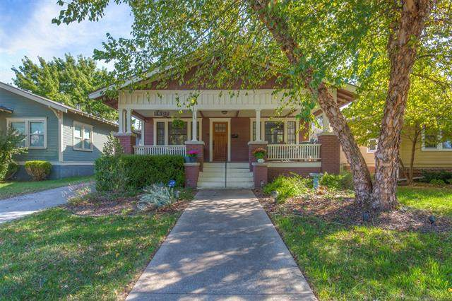 1507 S Owasso Avenue, Tulsa, OK 74120 (MLS #2136795) :: 918HomeTeam - KW Realty Preferred
