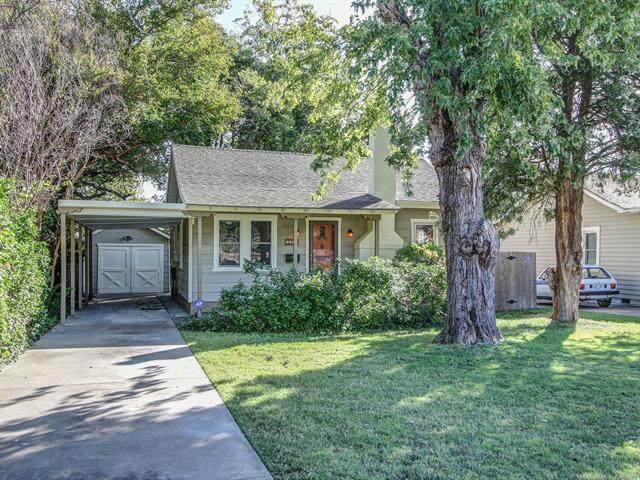 1715 S Indianapolis Avenue, Tulsa, OK 74112 (MLS #2136817) :: 918HomeTeam - KW Realty Preferred