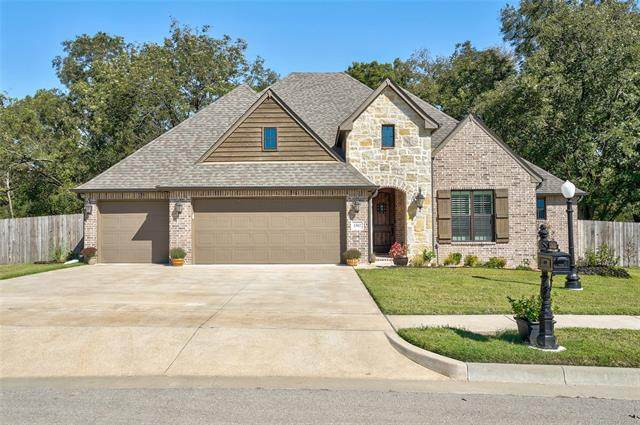 1502 Forest Hill Drive, Claremore, OK 74017 (MLS #2136831) :: The Gardner Real Estate Team