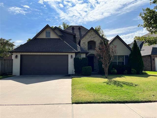 6602 E 127th Street S, Bixby, OK 74008 (MLS #2136835) :: The Gardner Real Estate Team
