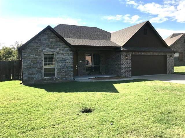 3205 Heritage Hills Parkway, Claremore, OK 74019 (MLS #2136836) :: The Gardner Real Estate Team