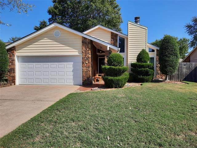 1805 S 139th East Avenue, Tulsa, OK 74108 (MLS #2136846) :: 918HomeTeam - KW Realty Preferred