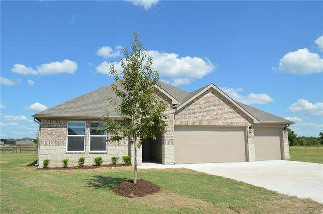 28177 E 112th Place S, Coweta, OK 74429 (MLS #2136855) :: Hopper Group at RE/MAX Results