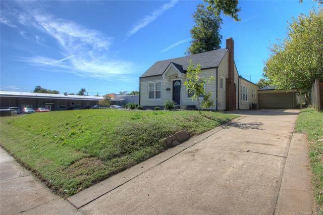 1430 S Delaware Place, Tulsa, OK 74104 (MLS #2136879) :: Active Real Estate