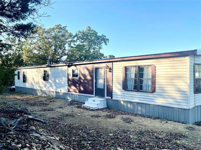 485 Five Tribes, Canadian, OK 74425 (MLS #2136881) :: Hopper Group at RE/MAX Results