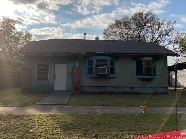 504 N Sherman Avenue, Okmulgee, OK 74447 (MLS #2136971) :: 918HomeTeam - KW Realty Preferred