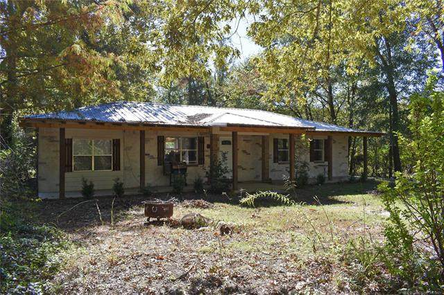426008 E 1960 Road, Antlers, OK 74523 (MLS #2137003) :: Hopper Group at RE/MAX Results