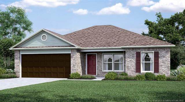 8403 E 161st Place S, Bixby, OK 74008 (MLS #2137085) :: Active Real Estate