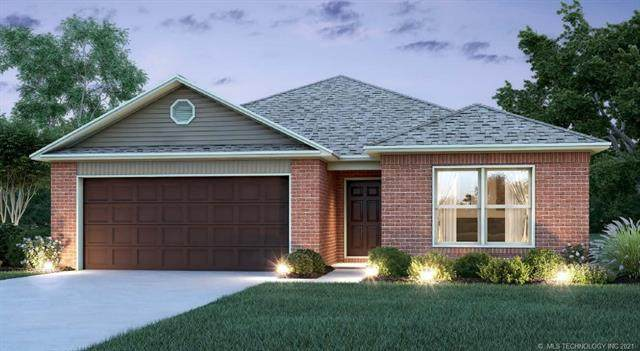 8607 E 161st Place S, Bixby, OK 74008 (MLS #2137225) :: Active Real Estate