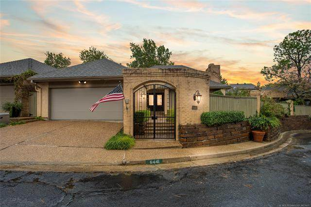 6441 S Oswego Avenue, Tulsa, OK 74136 (MLS #2137271) :: Hopper Group at RE/MAX Results