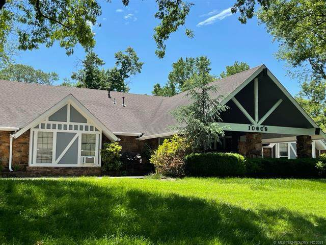 10609 S Quebec Place, Tulsa, OK 74137 (MLS #2137321) :: Hopper Group at RE/MAX Results