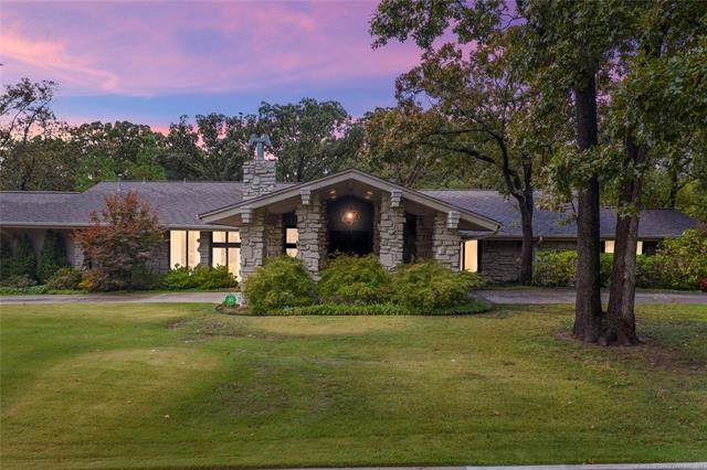 6950 S Delaware Place, Tulsa, OK 74136 (MLS #2137326) :: Hopper Group at RE/MAX Results