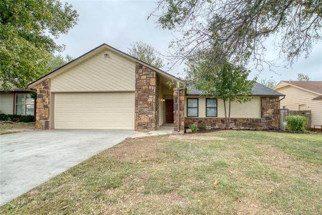 3459 S 149th East Avenue, Tulsa, OK 74134 (MLS #2137328) :: Hopper Group at RE/MAX Results