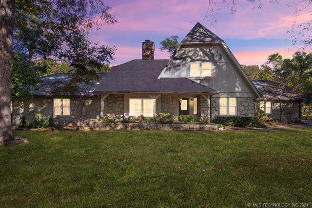 10365 S 76th East Avenue, Tulsa, OK 74133 (MLS #2137393) :: Hopper Group at RE/MAX Results