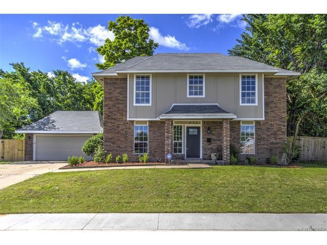 436 E Marshall Street, Tulsa, OK 74106 (MLS #1718314) :: The Boone Hupp Group at Keller Williams Realty Preferred