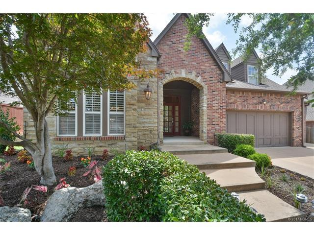 9957 S 79th East Avenue, Tulsa, OK 74133 (MLS #1722580) :: The Boone Hupp Group at Keller Williams Realty Preferred