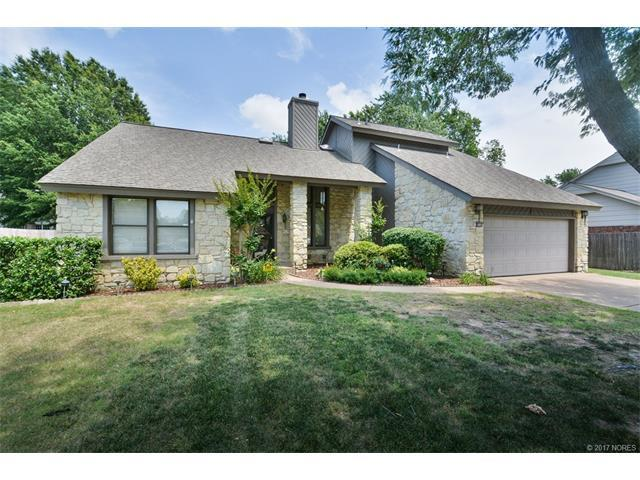 8709 S 79th East Avenue, Tulsa, OK 74133 (MLS #1722899) :: The Boone Hupp Group at Keller Williams Realty Preferred