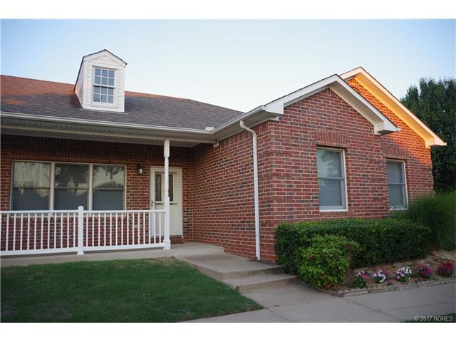 4331 S Greentree Way W 1A 3131, Sand Springs, OK 74063 (MLS #1724371) :: The Boone Hupp Group at Keller Williams Realty Preferred