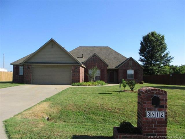 3612 Golden Rod Street, Skiatook, OK 74070 (MLS #1730992) :: The Boone Hupp Group at Keller Williams Realty Preferred