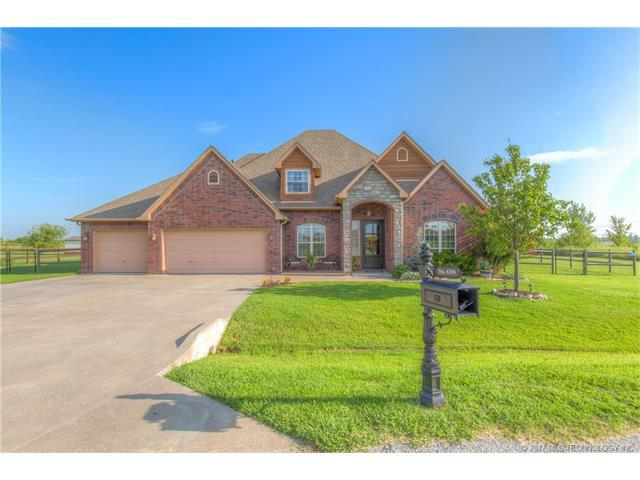 6399 E 145th Street North, Collinsville, OK 74021 (MLS #1731975) :: The Boone Hupp Group at Keller Williams Realty Preferred