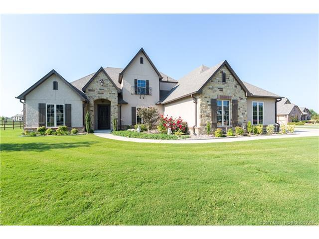 19122 E Redberry Road, Owasso, OK 74055 (MLS #1732021) :: The Boone Hupp Group at Keller Williams Realty Preferred