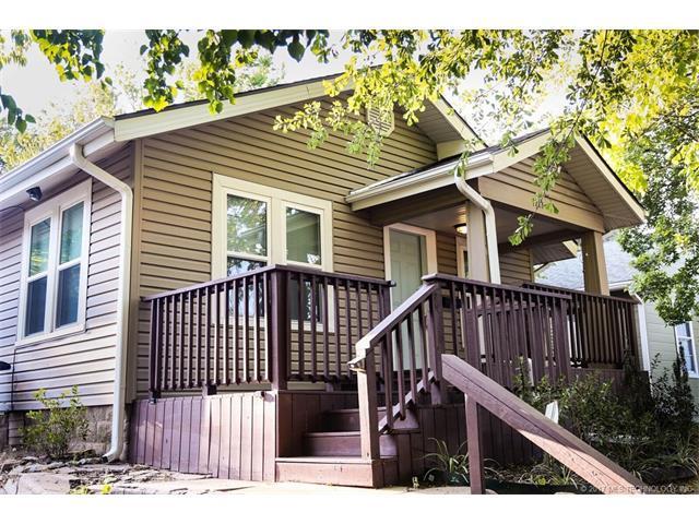 1212 N Boston Place, Tulsa, OK 74106 (MLS #1734587) :: The Boone Hupp Group at Keller Williams Realty Preferred