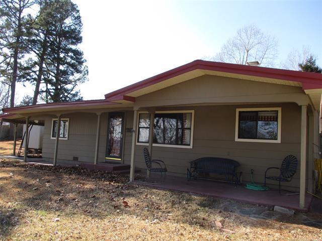 HC 63 Hc 63 Box 288 Road, Eufaula, OK 74432 (MLS #1736692) :: Brian Frere Home Team