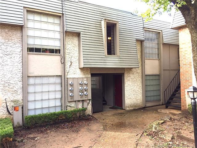 4730 E 68th Street #158, Tulsa, OK 74136 (MLS #1737998) :: The Boone Hupp Group at Keller Williams Realty Preferred