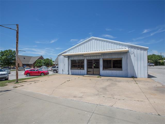 513 E Dewey Avenue, Sapulpa, OK 74066 (MLS #1743670) :: The Boone Hupp Group at Keller Williams Realty Preferred