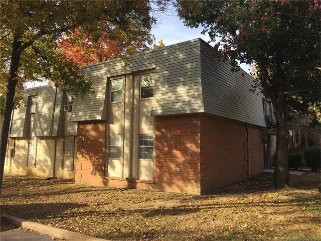 4740 E 68th Street #154, Tulsa, OK 74136 (MLS #1743884) :: The Boone Hupp Group at Keller Williams Realty Preferred