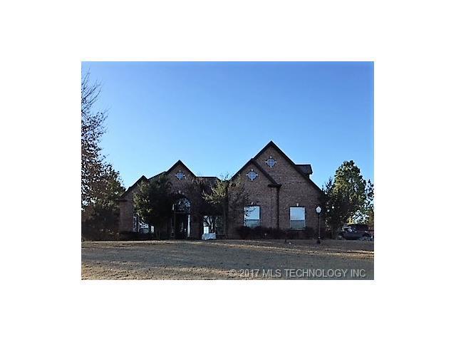18602 E 99th Street North, Owasso, OK 74055 (MLS #1745160) :: The Boone Hupp Group at Keller Williams Realty Preferred