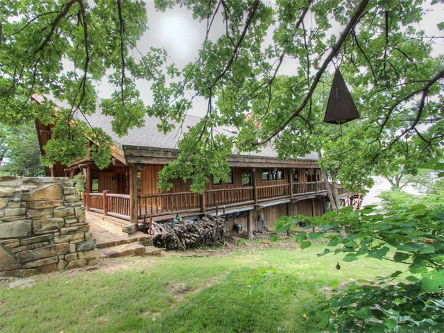 239 Lakeview Drive, Sand Springs, OK 74063 (MLS #1745415) :: The Boone Hupp Group at Keller Williams Realty Preferred
