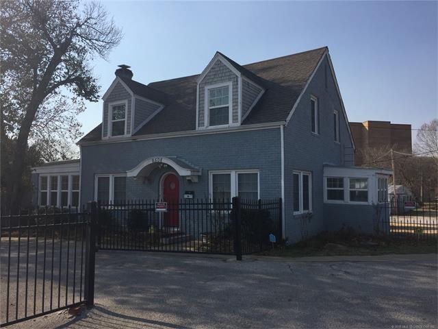 6508 S Peoria Avenue, Tulsa, OK 74136 (MLS #1745835) :: The Boone Hupp Group at Keller Williams Realty Preferred