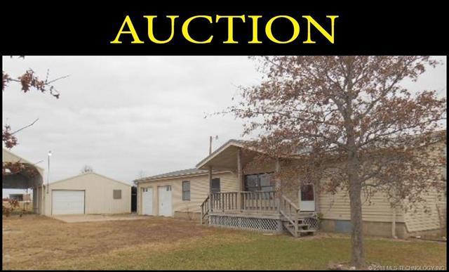 Box 400 Nowata Rt 1 Road, Nowata, OK 74048 (MLS #1746835) :: The Boone Hupp Group at Keller Williams Realty Preferred