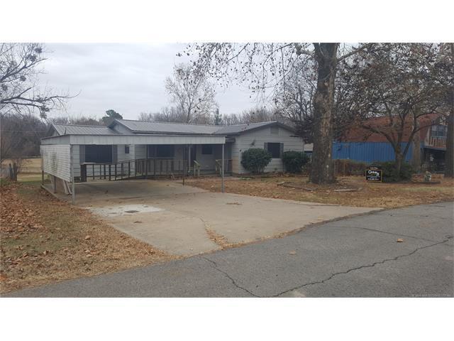 302 N L Street, Eufaula, OK 74432 (MLS #1746946) :: The Boone Hupp Group at Keller Williams Realty Preferred