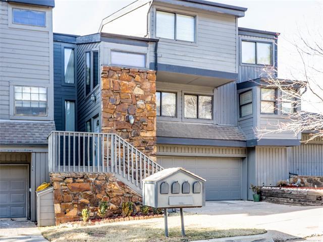 7426 S Winston Avenue E #1003, Tulsa, OK 74136 (MLS #1747174) :: The Boone Hupp Group at Keller Williams Realty Preferred